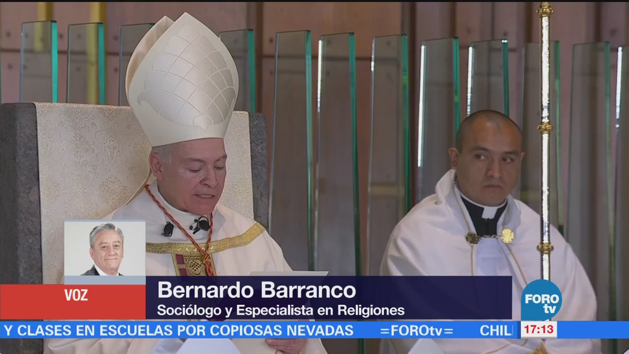 Reto Aguiar Reconstruir Diálogo Iglesia Sociedad Barranco