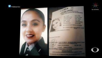investigan feminicidio asesinato enfermera hallada milpa alta