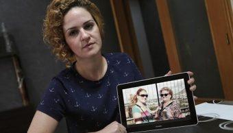 Familia de española asesinada en México no haya ADN humano en osamenta