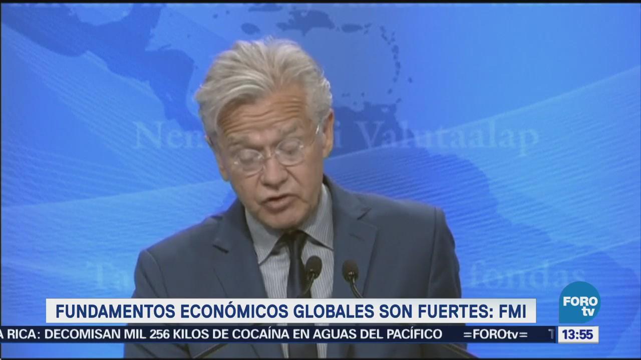 Fortaleza económica pese a volatilidad, advierte el FMI