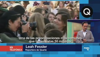 Genaro Lozano entrevista a Leah Fessler