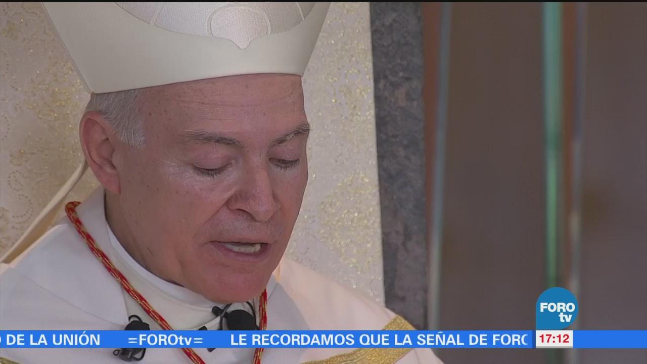 Carlos Aguiar Retes Nuevo Arzobispo Primado México