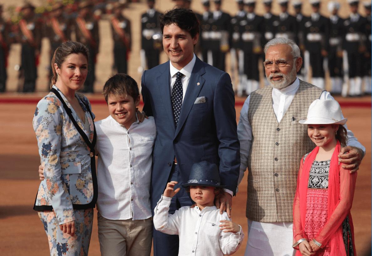 Trudeau concluye visita a India, marcada por polémica invitación a ...