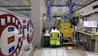 Producción industrial en Estados Unidos se mantiene estable en enero