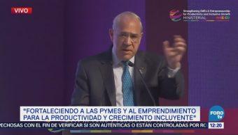 Empresas Más Productivas Pymes José Ángel Gurría
