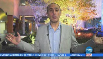 Las noticias, con Julio Patán: Programa del 9 de febrero de 2018
