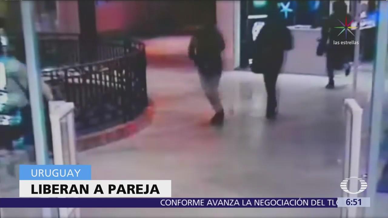 Liberan a mexicana detenida tras robo de joyería en Punta del Este