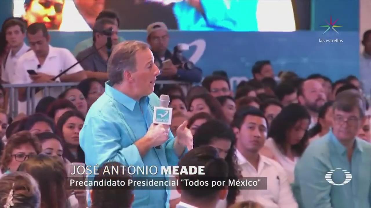 Maede habla del desafío que representa Trump