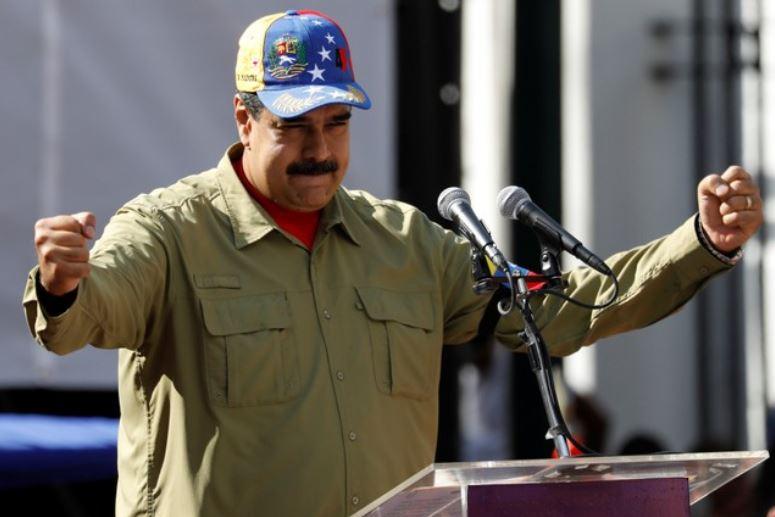 venezuela está preparada ante 'amenaza de embargo petrolero': maduro
