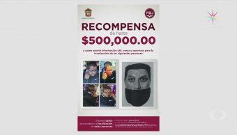 Ofrecen recompensa por los responsables del asesinato de Francisco Rojas
