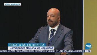 Renato Sales pide dignificar las Policías de México