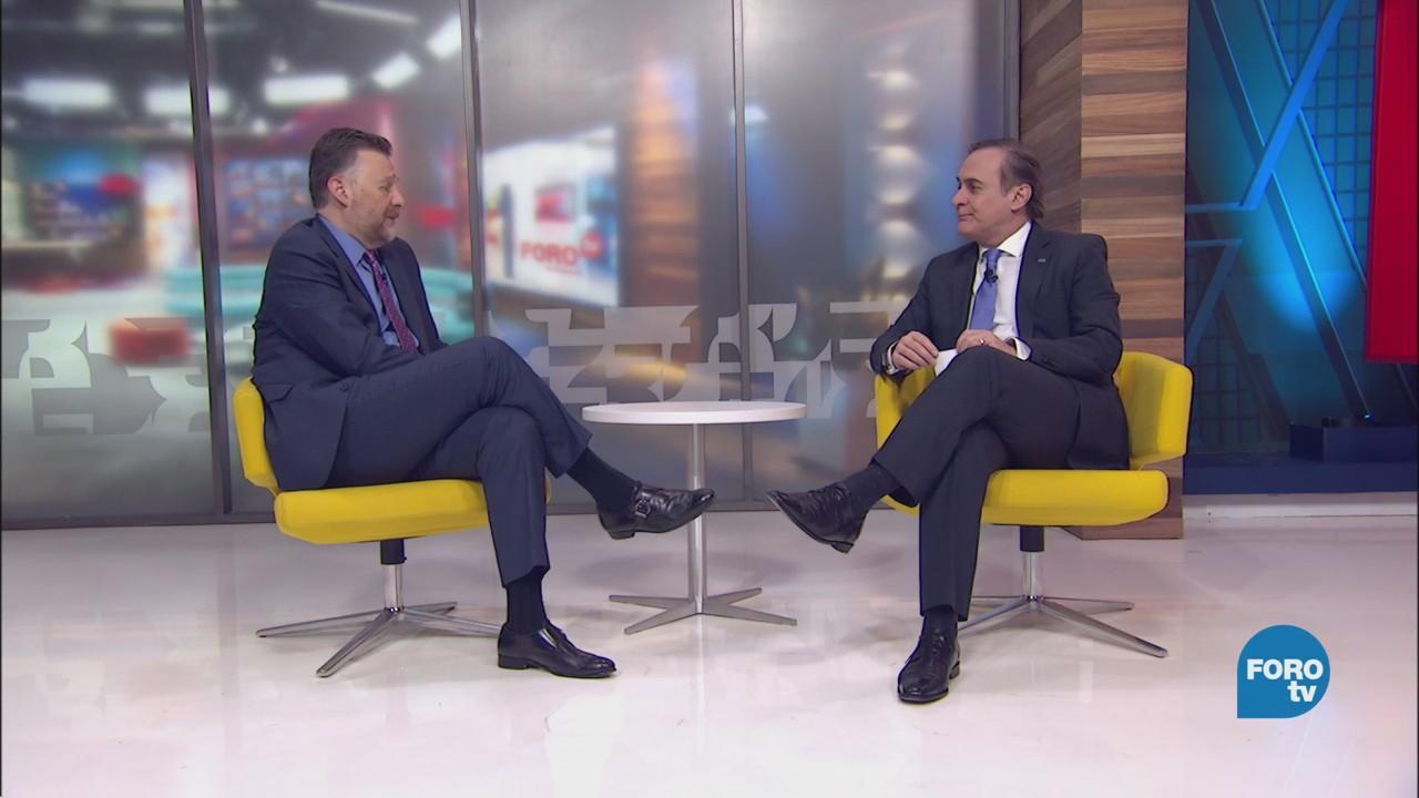 Renegociación del TLCAN, el análisis con Juan Pablo Castañón