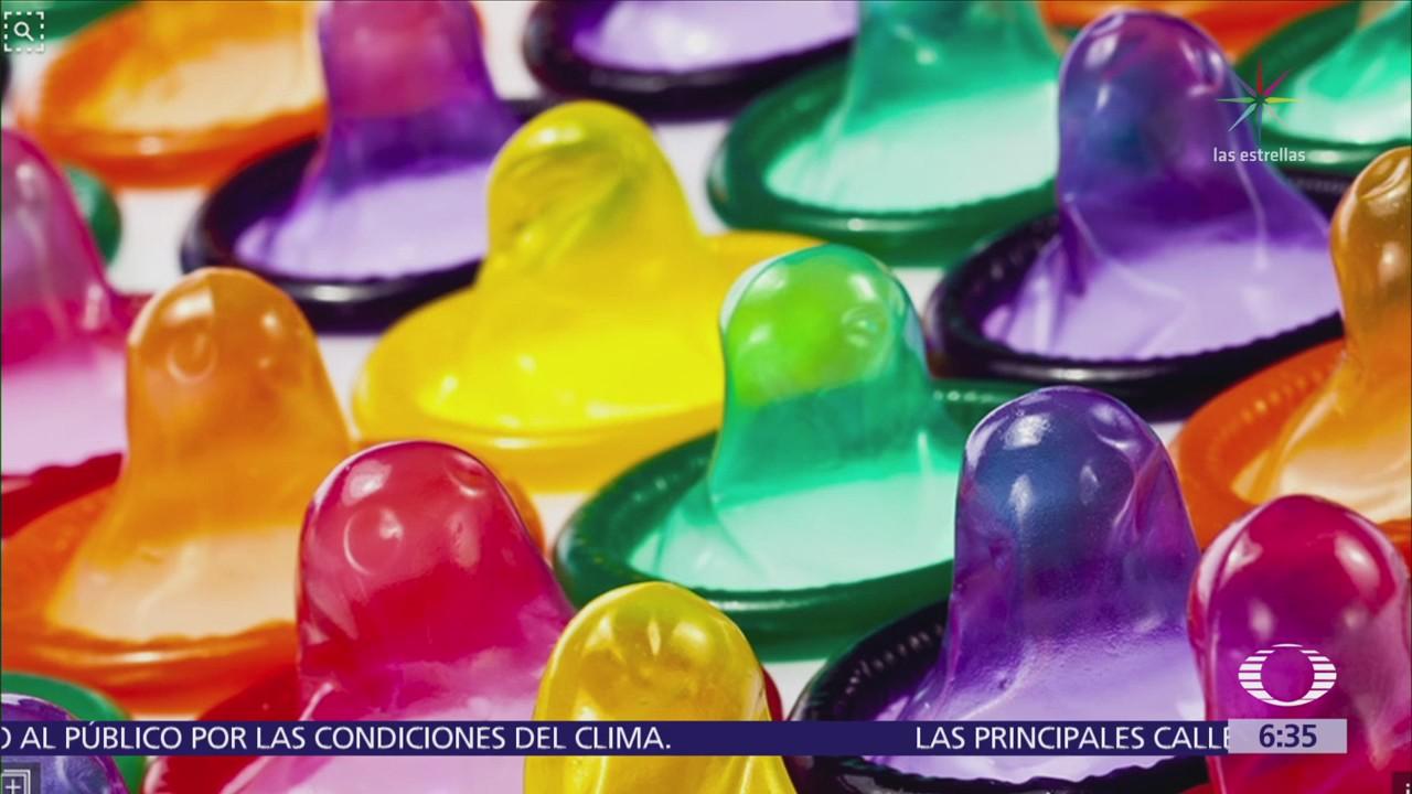 Se celebra el Día del Condón