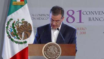 Díaz de León: Medidas proteccionistas, un riesgo