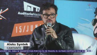 Aleks Syntek da carpetazo al tema del reggaetón