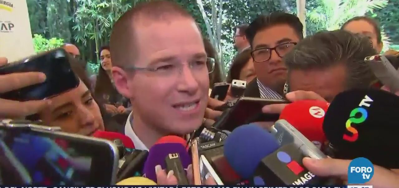 Anaya critica decisión de PGR en caso César Duarte