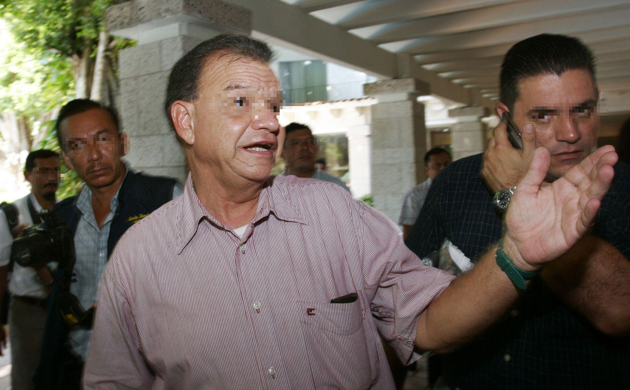 Sentencian a Andrés Granier con 10 años de prisión por peculado
