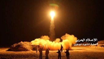 mexico condena lanzamiento de misiles contra arabia saudita