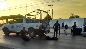rechaza semar que sus aeronaves atacaran a civiles en tamaulipas