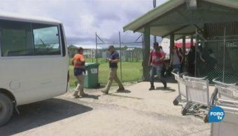 Australia: empeoran las condiciones de refugiados