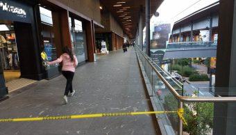 Balacera en plaza comercial de Querétaro deja tres muertos