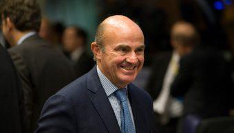 Banco Central Europeo ratifica a Luis de Guindos