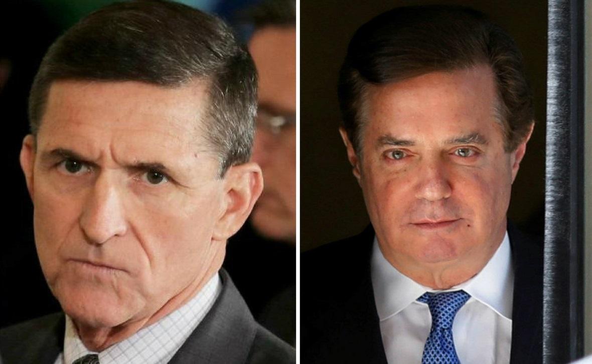 Casa Blanca niega indulto Trump Flynn Manafort
