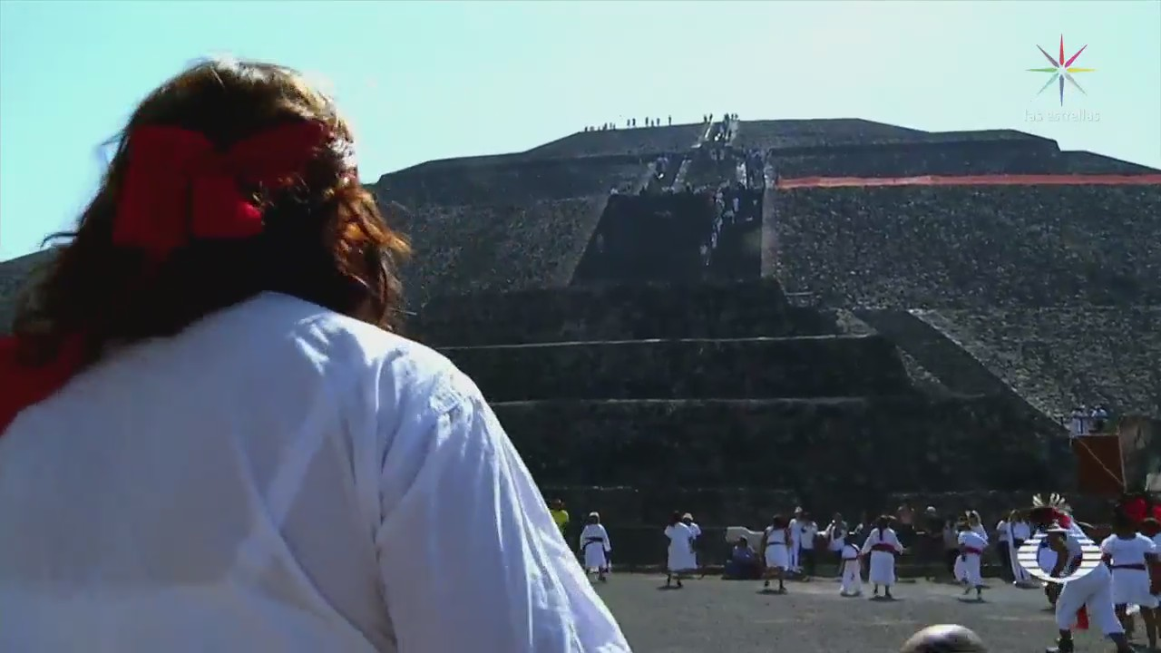 Chichén Itzá y Teotihuacán, escenariChichén Itzá y Teotihuacán, escenarios para recibir la primaveraos para recibir la primavera