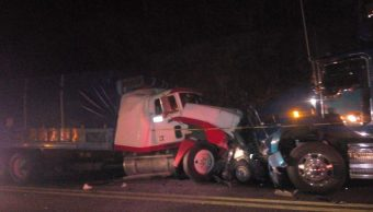 Carambola deja un muerto en autopista Arriaga-Tuxtla Gutiérrez, en Chiapas