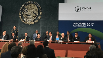 CNDH: México necesita más seguridad, pero no a cualquier costo