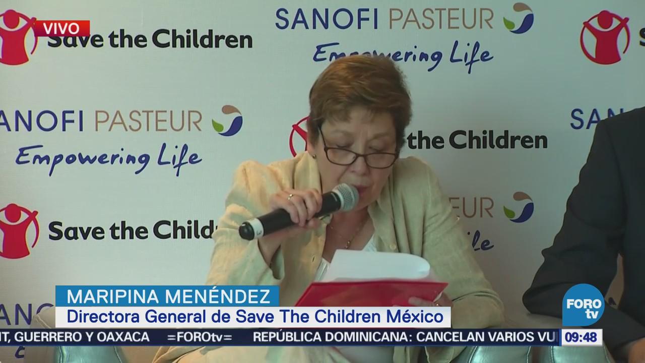 Conferencia sobre mortalidad infantil y vacunación
