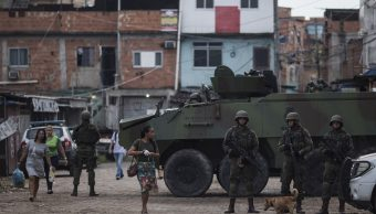 Desmontan en Brasil banda de traficantes