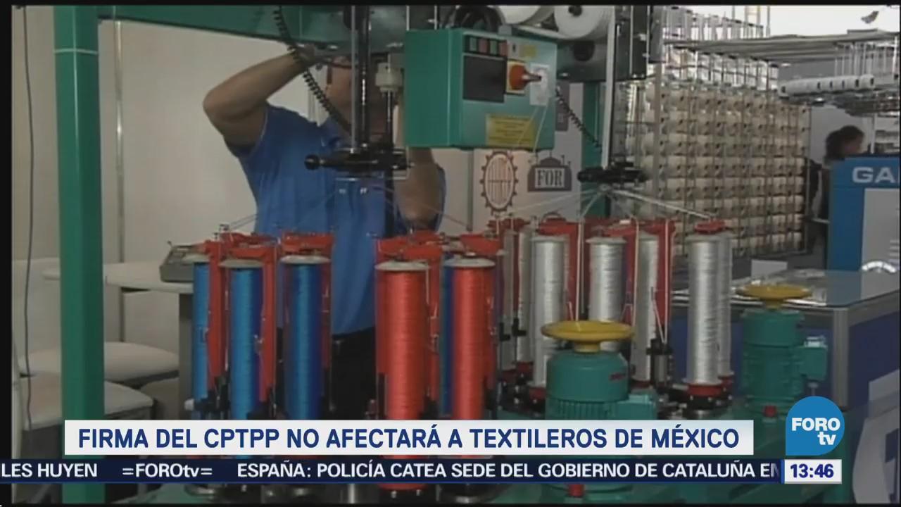 Economía: TPP-II no tendrá impacto negativo en la industria fibra-textil