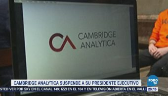 Escándalo de Cambridge Analytica hunde a Facebook