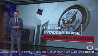 EU cerró oficina en Playa del Carmen por amenaza de lucha entre cárteles