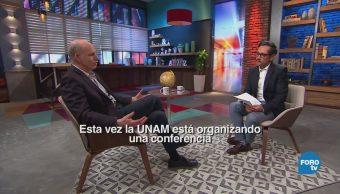 Genaro Lozano entrevista a Ethan Nadelmann