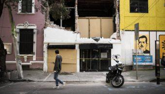 Condonan pago de trámites notariales a afectados por sismo