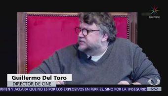 Guillermo del Toro ofrece cuatro clases magistrales en Guadalajara
