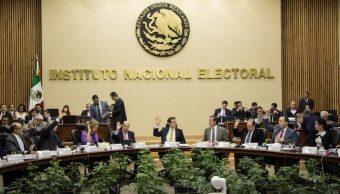 INE aprueba seis mil 920 candidaturas a cargos de elección popular