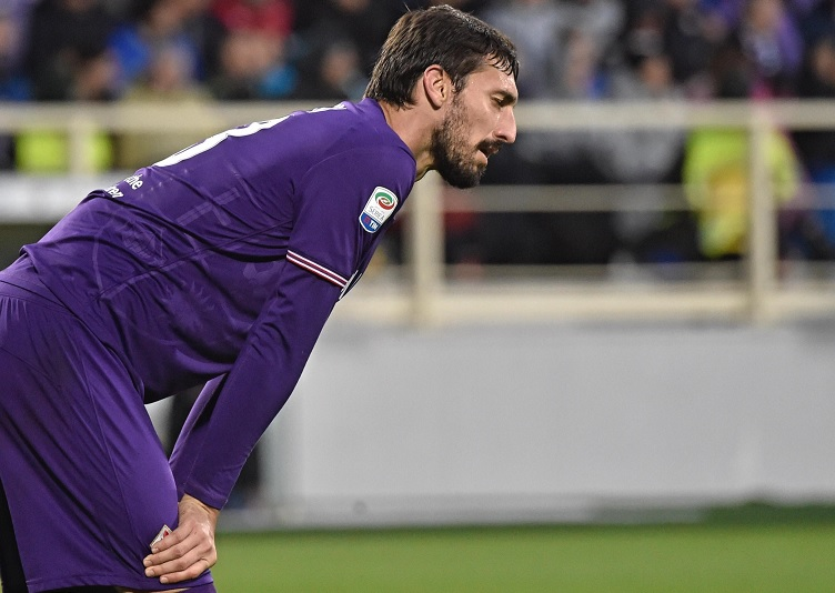 Italia suspende partidos de liga de futbol por muerte de Davide Astori