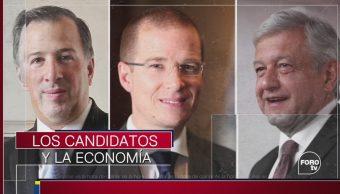 La economía y los candidatos (3)