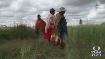 Las mujeres fuera de las decisiones en la Agricultura