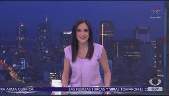 Las noticias, con Danielle Dithurbide: Programa del 19 de marzo del 2018