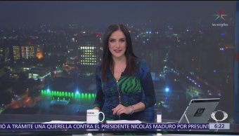 Las noticias, con Danielle Dithurbide: Programa del 7 de marzo del 2018
