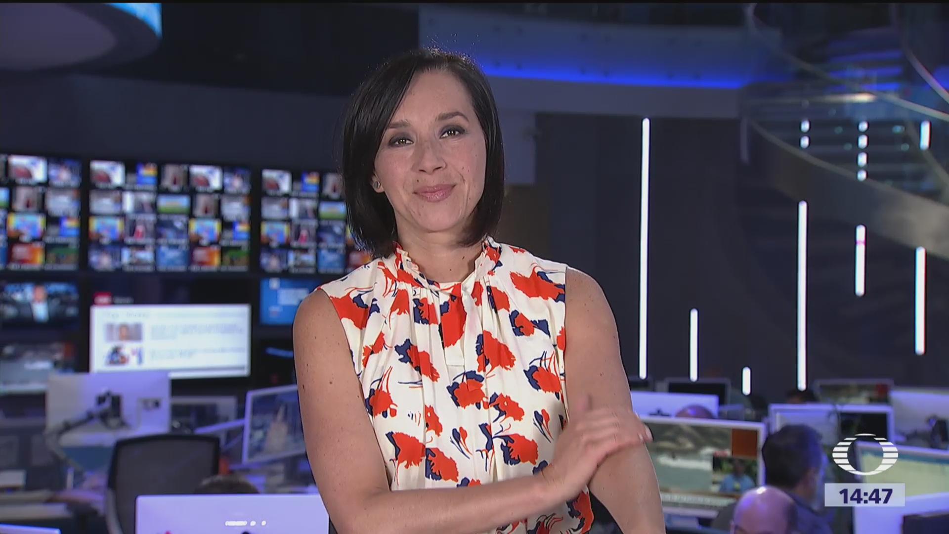 Las Noticias, con Karla Iberia: Programa del 29 de marzo de 2017