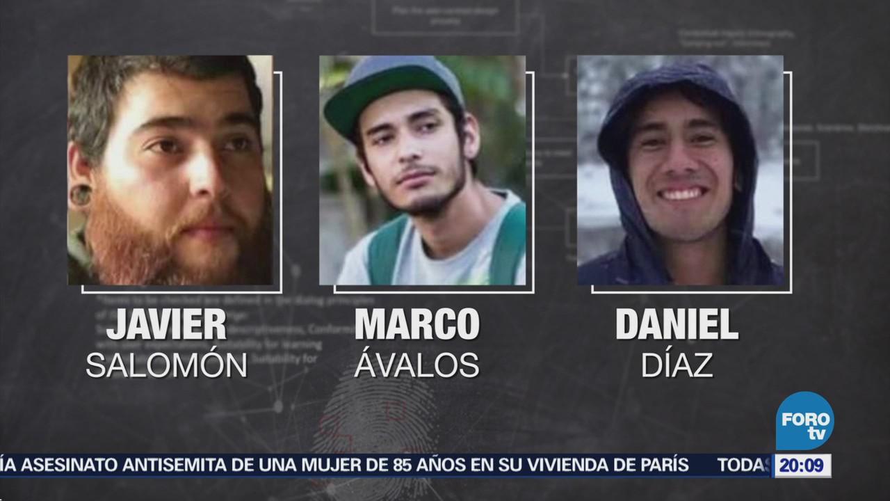 Localizan cuerpo de uno de los estudiantes desaparecidos en Jalisco