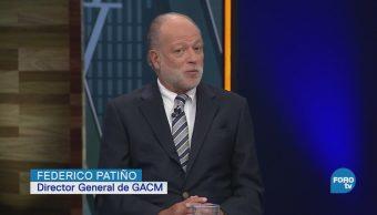 Los Alebrijes entrevistan a Federico Patiño, director del GACM