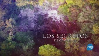Secretos Campeche Zonas Arqueológicas Mayas Enriquecen El Territorio 13 Siglos