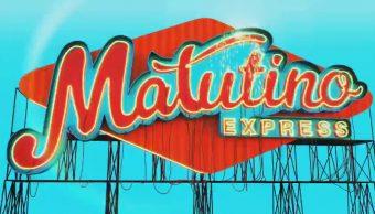 Matutino Express del 13 de marzo con Esteban Arce (Parte 1)
