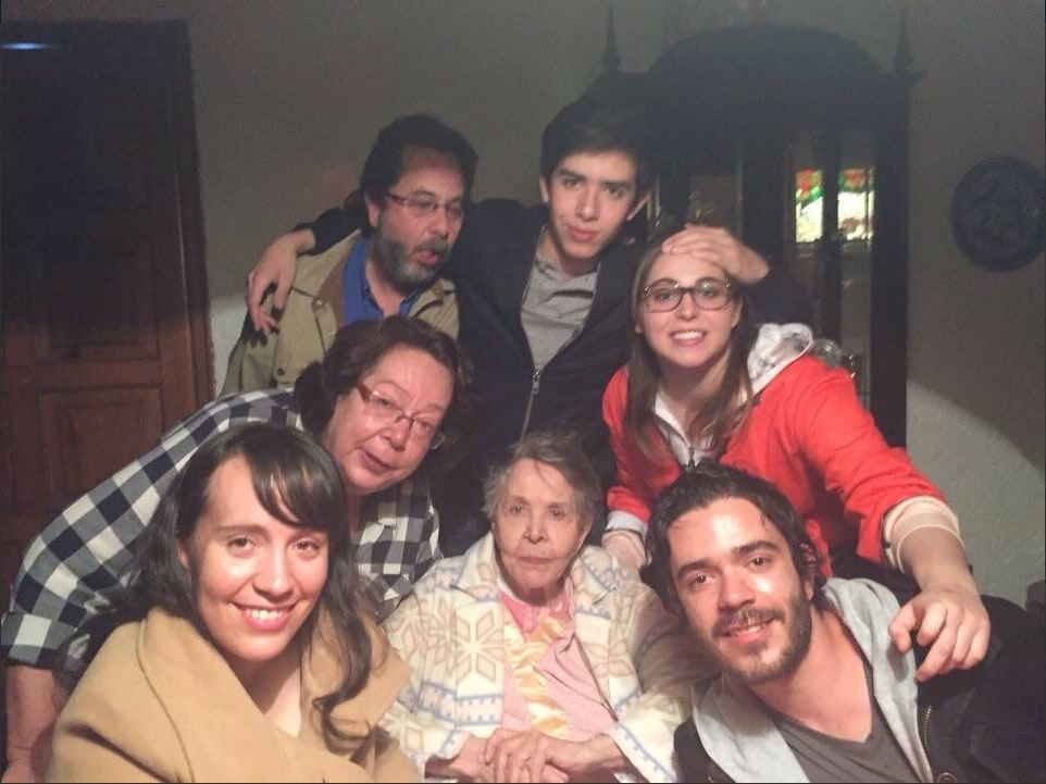 Muere la actriz mexicana María Rubio (Twitter @FerPedret)
